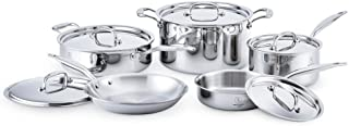Best hammer stahl american clad cookware Reviews