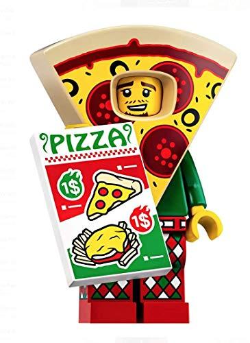 Mini Figur Lego Serie 19 71025 #10 Pizza Guy Chief