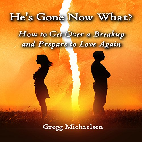 He's Gone Now What? audiobook cover art