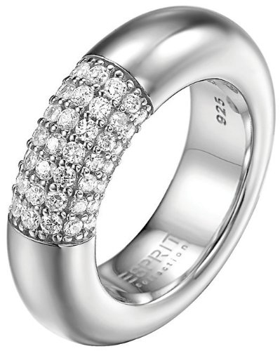 Esprit - Collection - Bague - Femme - Argent 925/1000 18.2...