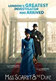 Miss Scarlet and The Duke Season 1 35cm x 50cm 14inch x 20inch TV Show Waterproof Poster *Anti-Fading* 2WP/997221359