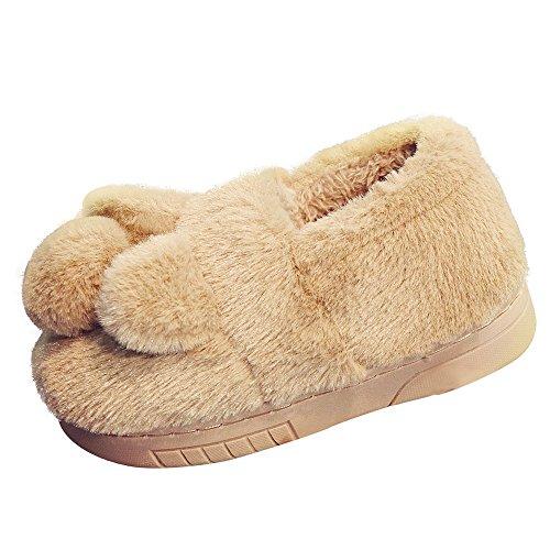 Clode® Cute Newborn Baby Girls Boys Fuzzy Warm Lining Winter Anti-Slip...