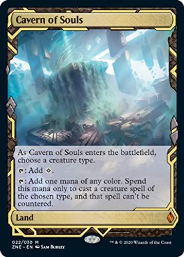 Magic: The Gathering - Cavern of Souls - Zendikar Rising Expeditions
