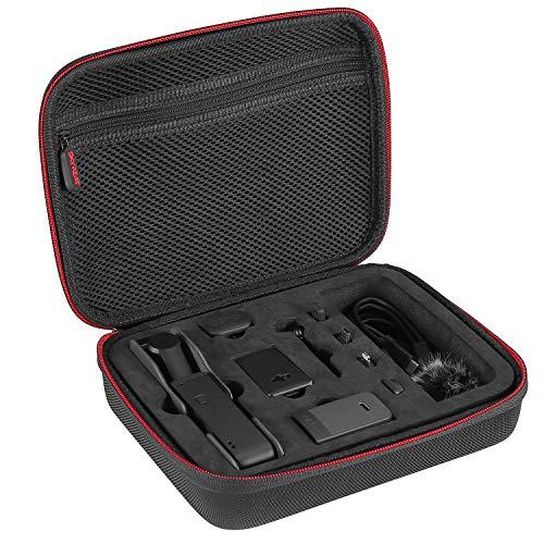 Skyreat Osmo Pocket 2 Case Tasche,Tragbare Reisetasche für DJI Pocket 2 Creator Combo und Zubehör