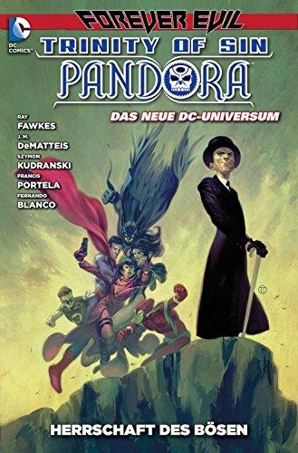Pandora (Trinity of Sin) 2 - Herrschaft des Bösen DC52 (Panini Deutschland 2014)