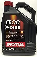 Motul 102870-4PK Motor Oil - 5 Liter