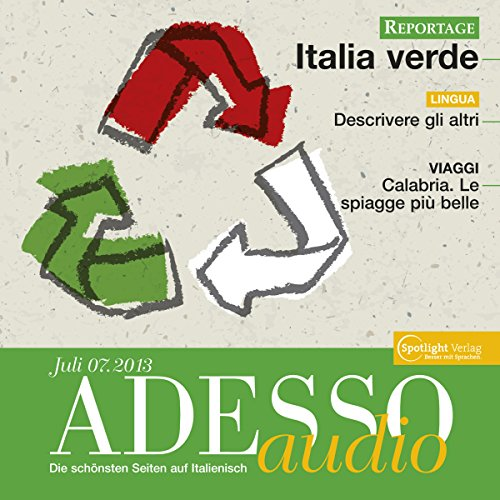 ADESSO Audio - Descrivere gli altri. 7/2013 Audiobook By div. cover art