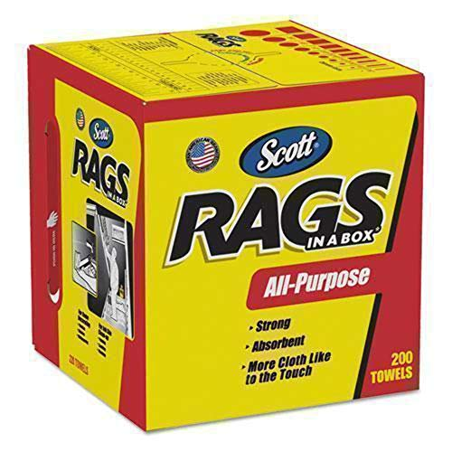 Kimberly-Clark Rags in a Box 10