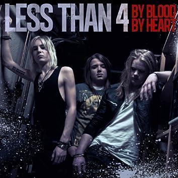 By Blood By Heart (Single)