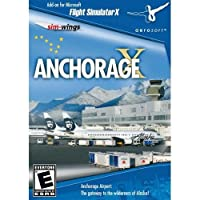 Anchorage X (FSX) (輸入版)