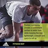 Zoom IMG-2 adidas fitness mat 10mm red