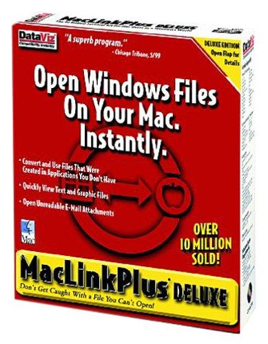 MacLinkPlus Deluxe 13.0
