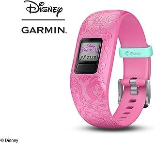 Garmin vívofit jr 2, Kids Fitness/Activity Tracker, 1-year Battery Life, Adjustable Band, Disney Princess, Pink, Model Num...