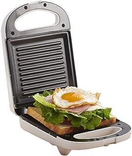 Non Stick Sandwich Brödrost Deep Fill Toastie Maker Lätt Att Rengöra Panini Press