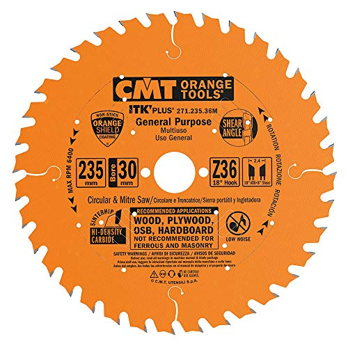 CMT Orange Tools 271.235.36M - Sierra circular (ultra itk) 2