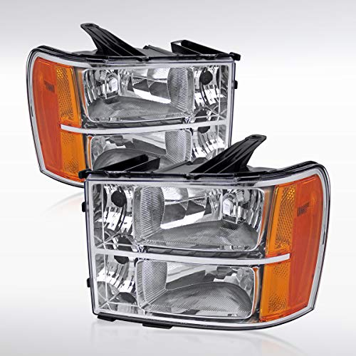 07 gmc headlights - 3