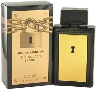 The Golden Secret by Antonio Banderas Eau De Toilette Spray 3.4 oz for Men