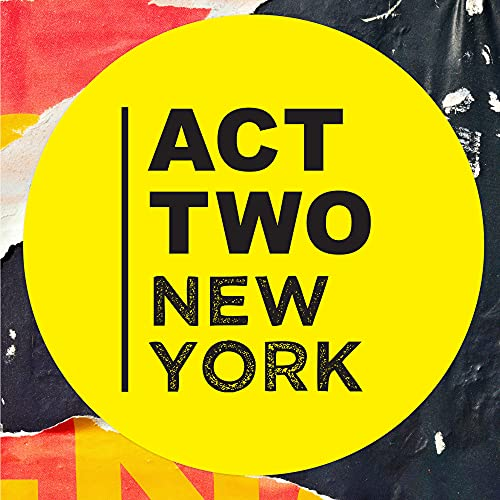 Act Two New York Podcast By Racecar Radio cover art