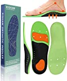 Plantar Fasciitis Arch Support Insoles for Men and Women Shoe Inserts - Orthotic Inserts - Flat Foot...