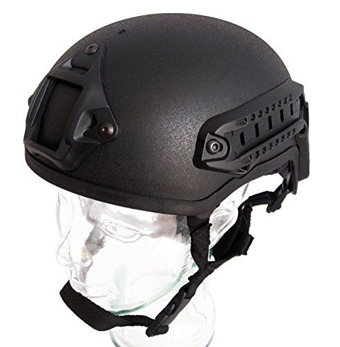 DLP Tactical Pro-Tech Bump Helmet Size M/L (Black)