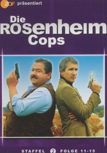 Die Rosenheim Cops - Staffel 2/Folge 11-15