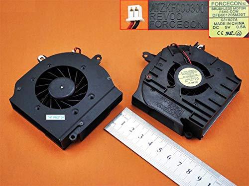 Kompatibel für HP COMPAQ NW9440 NX9420 NX9400 NX9440 Lüfter Kühler Fan Cooler