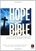 Hope for Today Bible by Joel Osteen(2009-03-10)