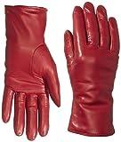 Roeckl Damen Klassiker Colour Handschuhe, Rot (red 450), 6 (Herstellergröße: 6)