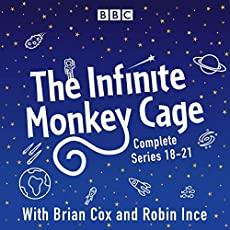 The Infinite Monkey Cage - Complete Series 18-21