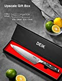 Zoom IMG-1 deik coltello damasco cucina professionali