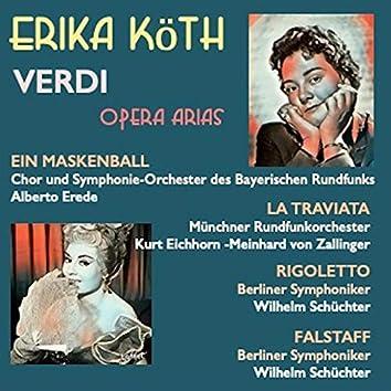 Erika Köth · Verdi Opera Arias