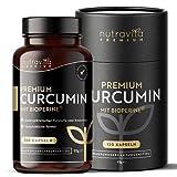 Premium-Curcumin 95 mit Bioperine® - 120 Kapseln - Höchste am Markt erhältliche Qualität -...