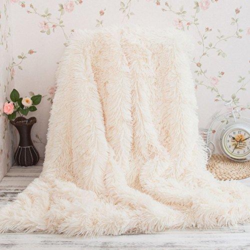 Couverture couvre-lit polaire super doux