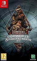 Oddworld Stranger's Wrath - Limited Edition (Nintendo Switch) (輸入版)