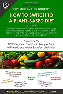 How to Switch to a Plant-Based Diet: easy step-by-step program