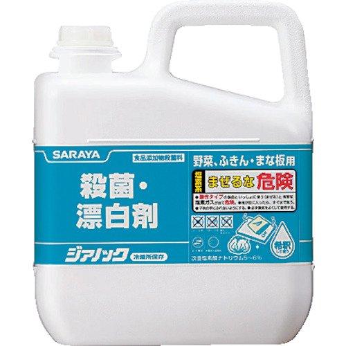 サラヤ 殺菌漂白剤 ジアノック 容量:5kg 41551_3238