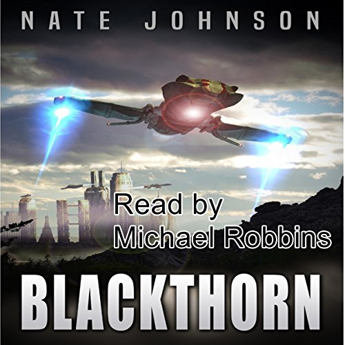 Blackthorn audiobook cover art