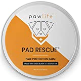 pawlife 2 Oz Pad Rescue, Paw Protection and Nose Balm for Dogs