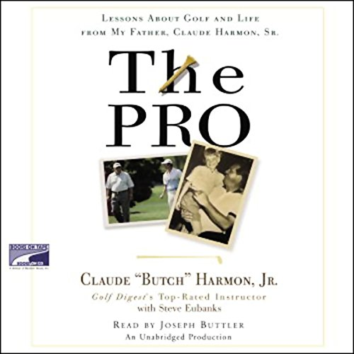 The Pro audiobook cover art