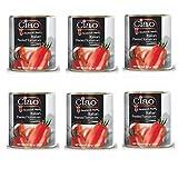 Tomates pelados 100% italianos en latas - Compagnia Mercantile d'Oltremare