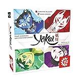 Game Factory- Yokai, precioso juego para niños y adultos, para 2 a 4 jugadores (646264) , color/modelo surtido