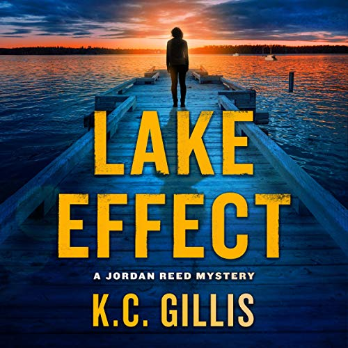 Lake Effect audiobook cover art