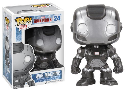 Funko POP!: Marvel: Iron Man 3: Máquina de Guerra