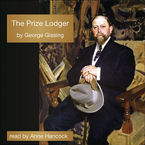 The Prize Lodger audiobook cover art