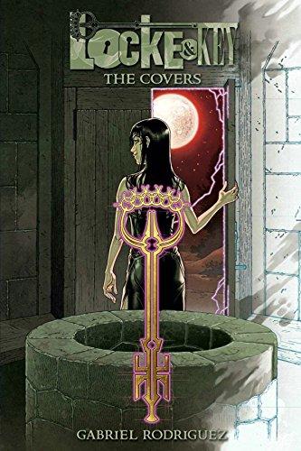 Locke & Key: The Covers of Gabriel Rodriguez