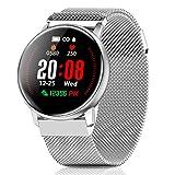 CanMixs Smartwatch, CM12 Orologio Fitness Activity Tracker IP67 Impermeabile Sport Watch attività...