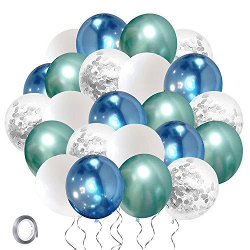 SKYIOL Luftballons Geburtstag Bl...