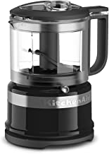 KitchenAid KFC3516OB 3.5 Cup Food Chopper, Onyx Black