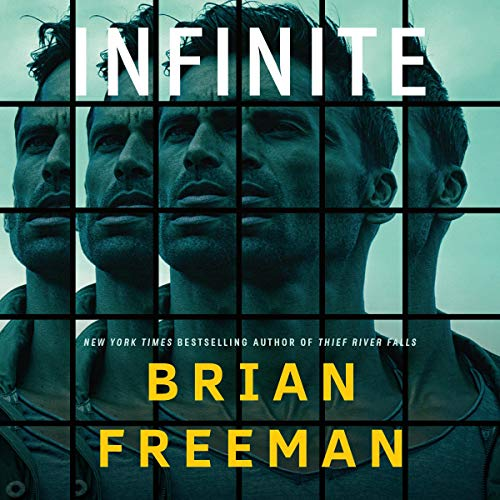 Infinite Audiobook By Brian Freeman cover art