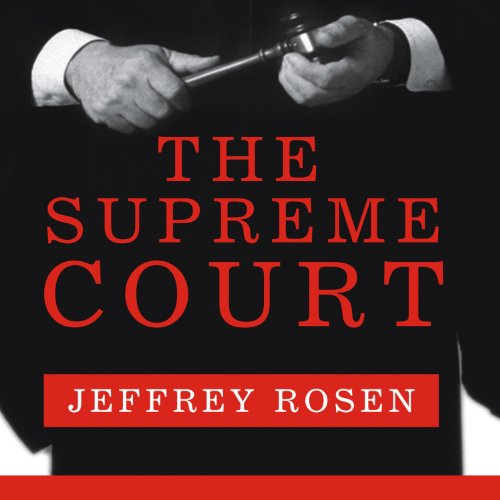 The Supreme Court audiobook cover art